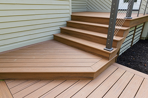 ᑕ❶ᑐ Home Wooden Railing Design Ideas For Your Inspiration | Outside Porch Step Railings | Wrought Iron Railings | Stair Stringers | Vinyl Railing | Concrete Steps | Railing Ideas