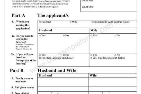 Free application forms free do it yourself divorce forms free do it yourself divorce forms dozens of documents in our library is totally free to download for personal use feel free to download our modern solutioingenieria Choice Image