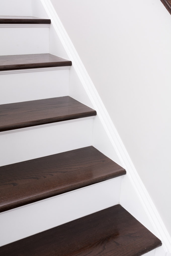 How To Caulk Hardwood Stairs Repair Cracked Stair Stringers And Trim   Best Wood For Stair Stringers   Framing Square   Stair Landing   Pine Stair   Stair Tread   Deck