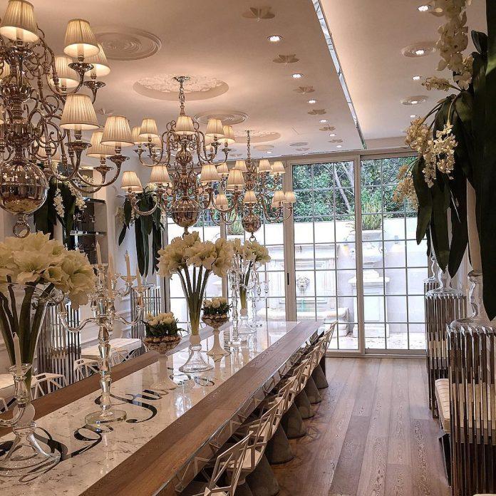 Philipp Plein S La Jungle Du Roi Opulent Two Villa In