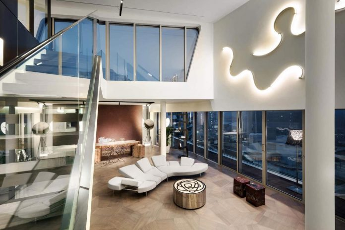 Ultra Modern Penthouse One 11 By Milano Contract District
