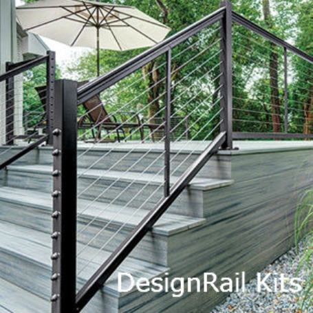 Exterior And Interior Cable Railing Cable Handrail Cable Rail   Metal Handrails Near Me   Stair Parts   Deck Railing   Stair Treads   Concrete Steps   Staircase