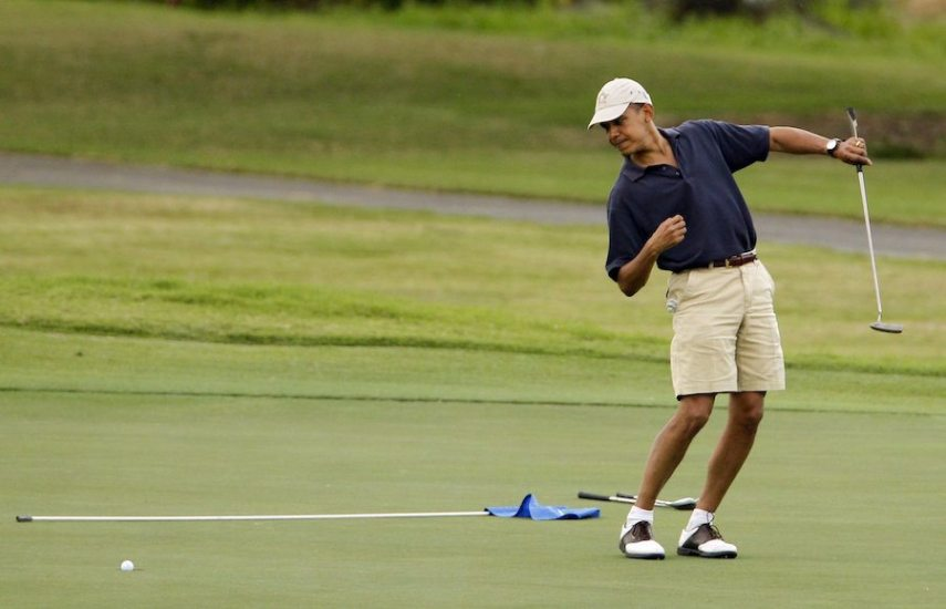 Barack Obama is now a member of Thunderbird Country Club in Rancho     KMIR reports that former President Barack Obama has accepted a membership  at Thunderbird Country Club in Rancho Mirage