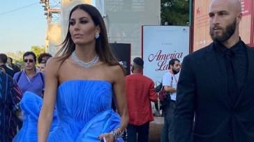 """""""Sei solo una cafona"""". Elisabetta Gregoraci, cosa è successo coi fan a Venezia"""