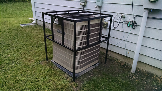 Low Cost Air Conditioner