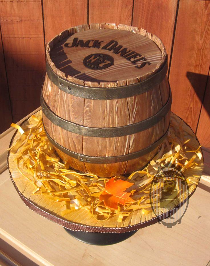 Bourbon Birthday Cakes