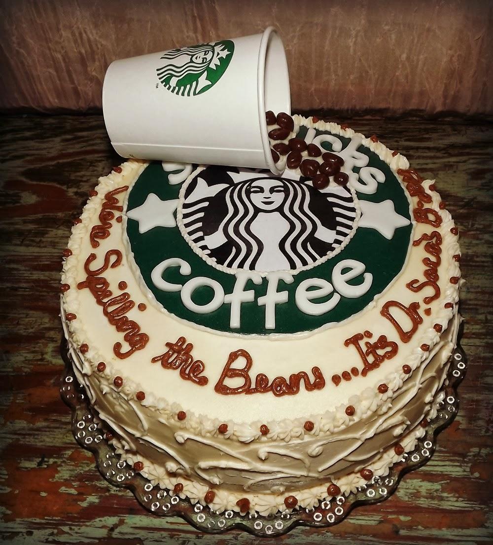 Starbuck Birthday Cakes