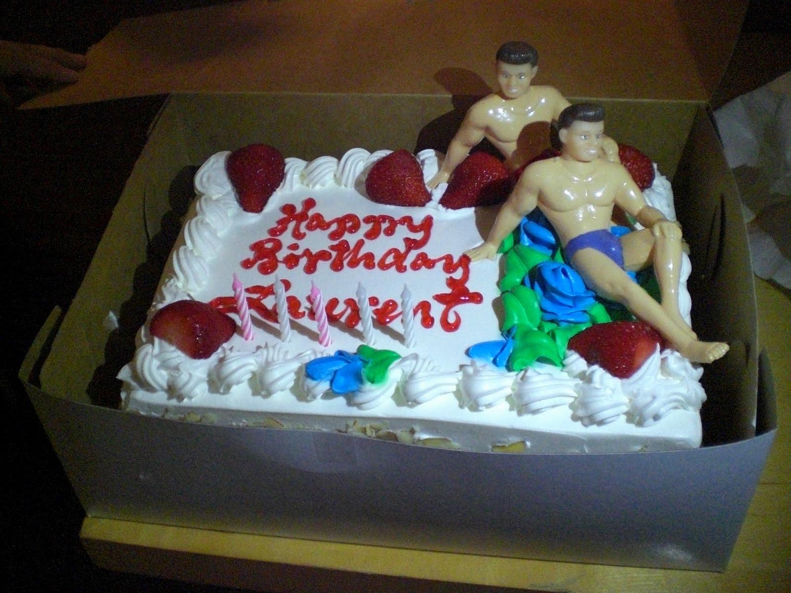 Silly Birthday Cakes