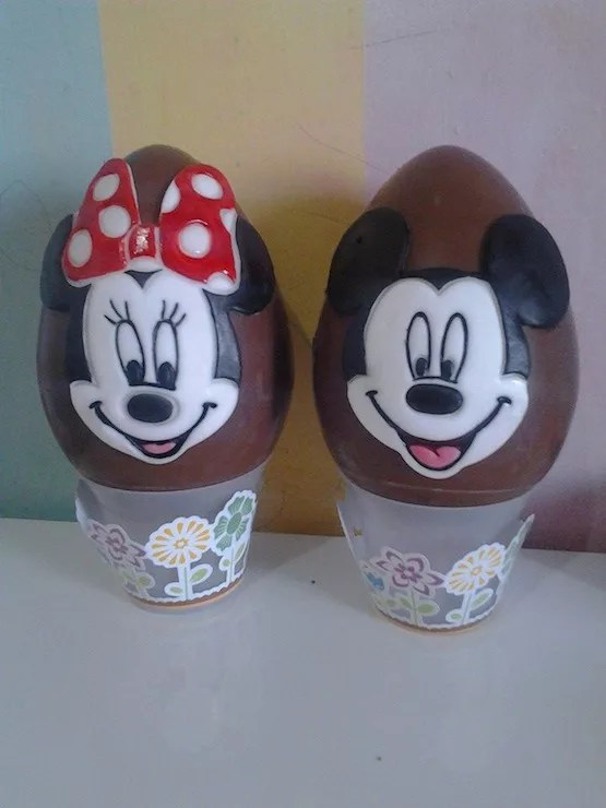 Easter Eggs Cakes Images