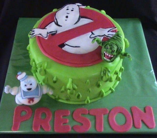 Ghostbusters Birthday Cake Jpg 3 Comments Hi Res 720p Hd