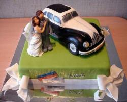 best party cakes  Car Wedding Cake   Car Wedding Cake Toppers   Car     Funny Car Wedding Cake
