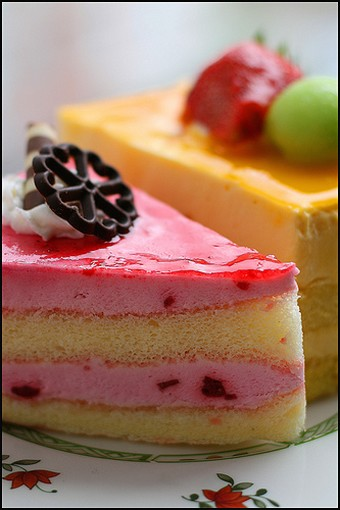 Colorful Dessert Jpg Cake