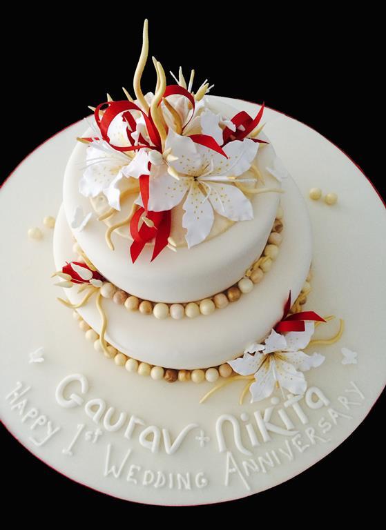 Anniversary Cakes Antonia S Cakes Wedding Birthday