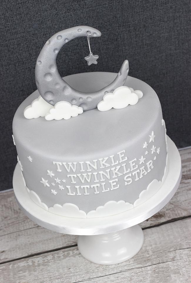 Twinkle Twinkle Little Star Cake Cakey Goodness