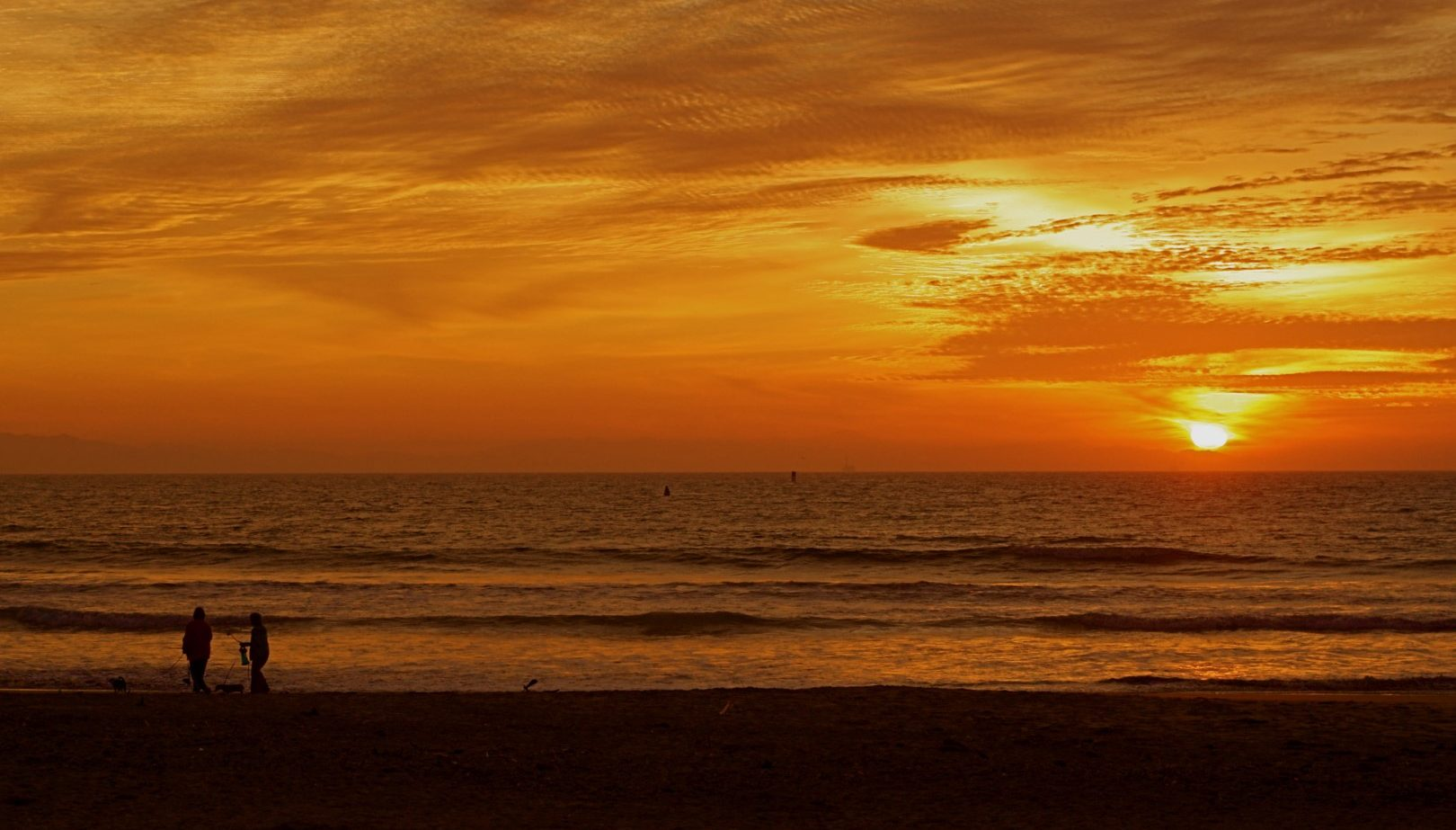 Seaward Avenue Beach Ventura Ca California Beaches