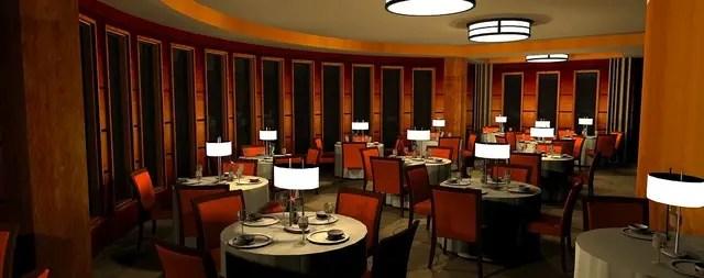 Five Star Restaurants Downtown