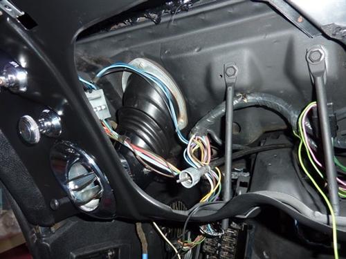 1968 Pontiac Firebird Wiring Diagram
