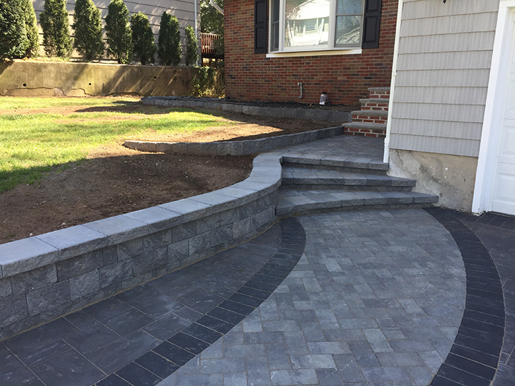 Limestone Cambridge Blend Quarry Pavers