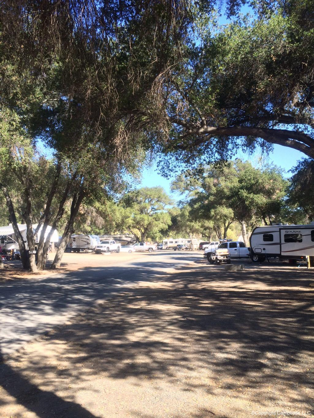 Cleveland National Forest Campgrounds