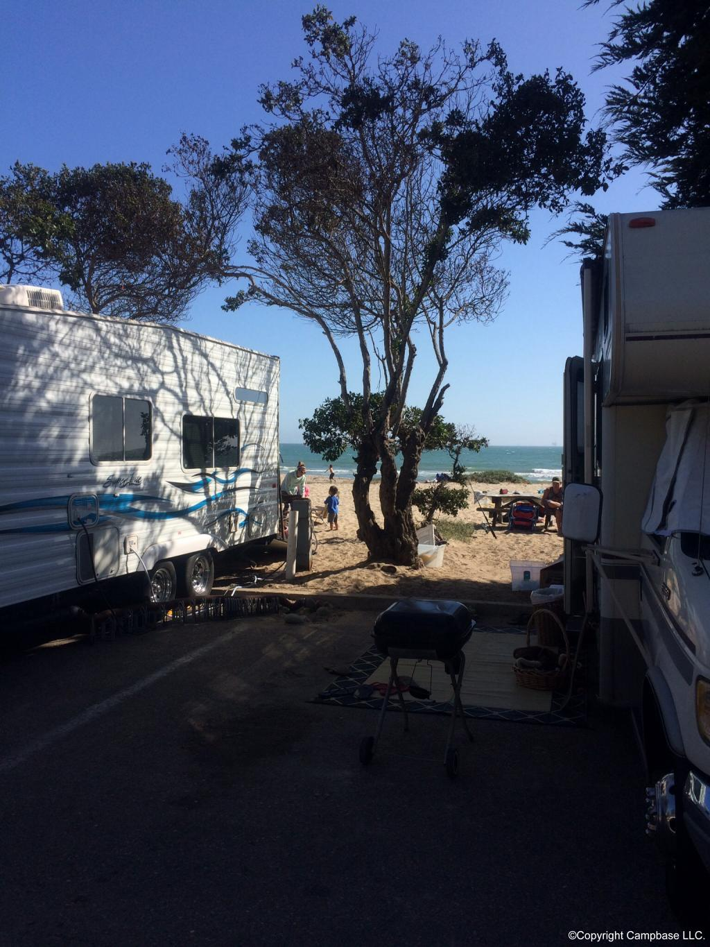 Anacapa Campground Carpinteria Ca