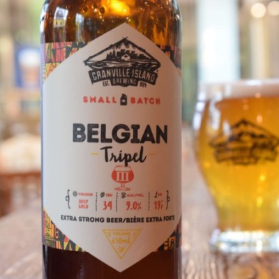Granville Island Small Batch Series Continues with Belgian ...