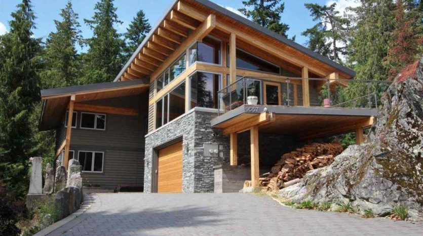 Luxury Homes Whistler Bc 9557 Emerald Drive
