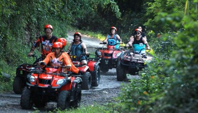 Bali ATV ride tour package | Candidasa Bali Tour Driver ...