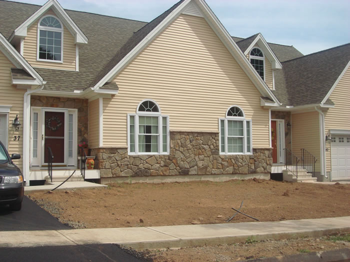Colors Curb Appeal House
