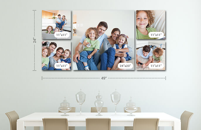 Wall Art Groupings