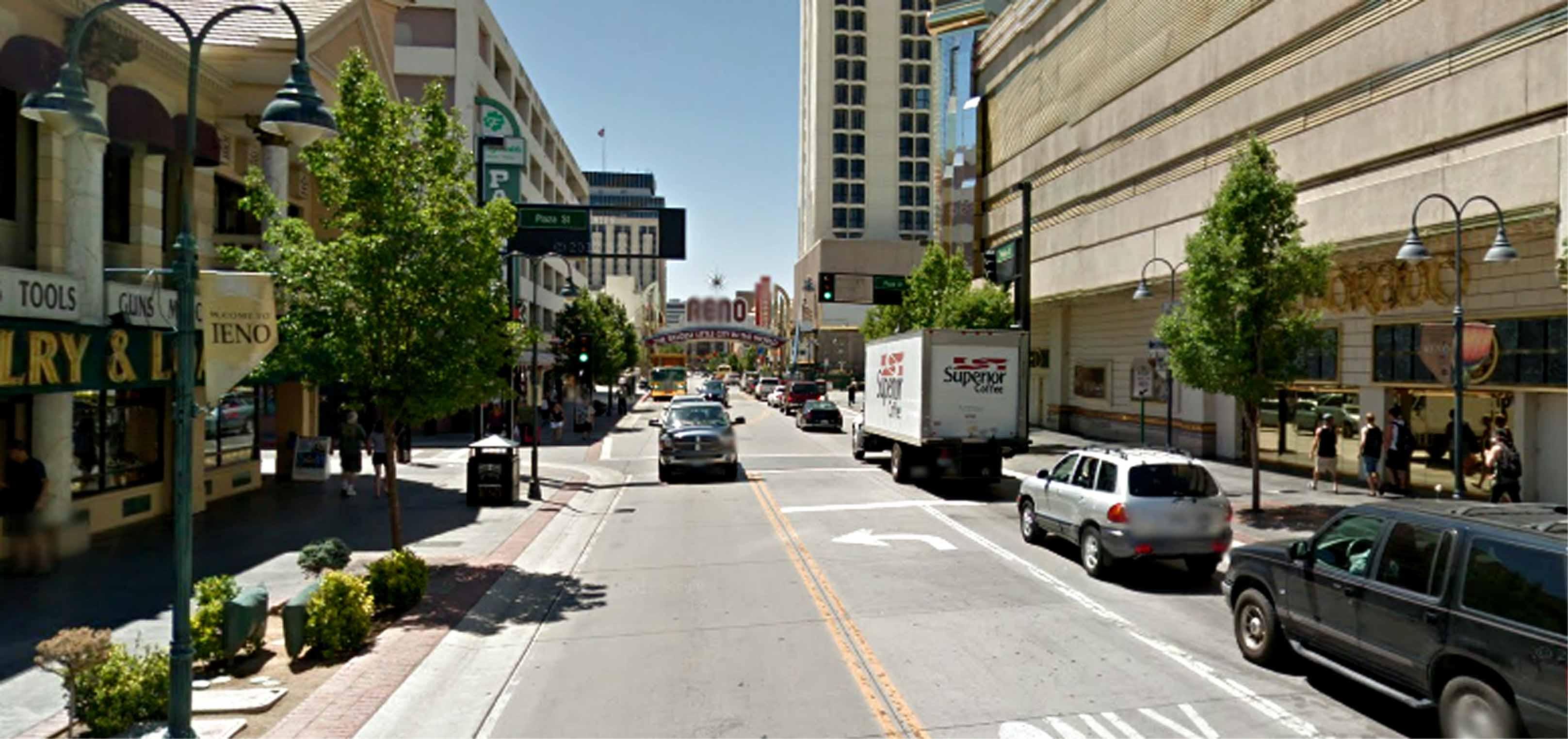 View Captured Google Street