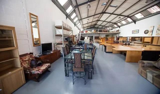 Town Furniture Cape Warehouse