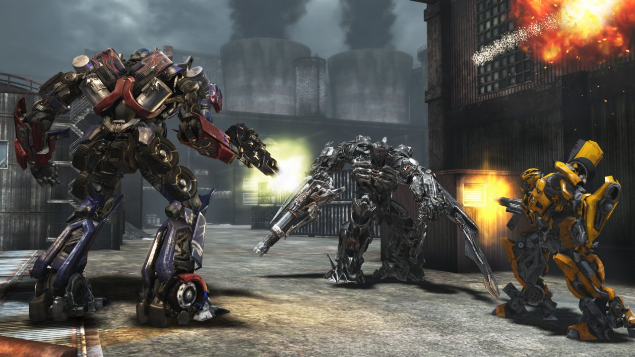 Newest Transformers: Dark of the Moon screenshots and ...