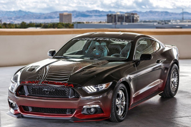 2015 Ford Mustang King Cobra Is 625hp Factory Parts Cobra Jet Upgrade List