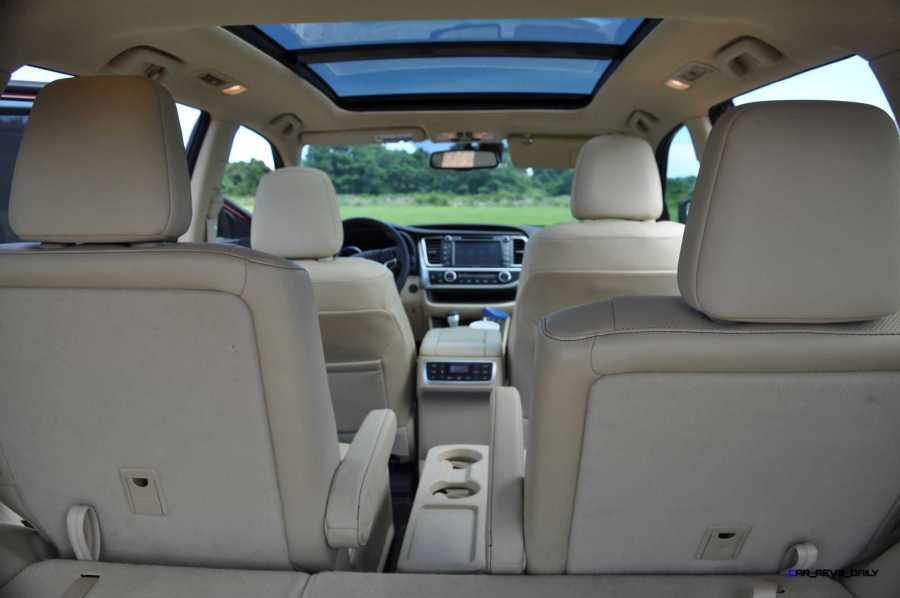 toyota highlander interior pictures » Full HD Pictures [4K Ultra ...