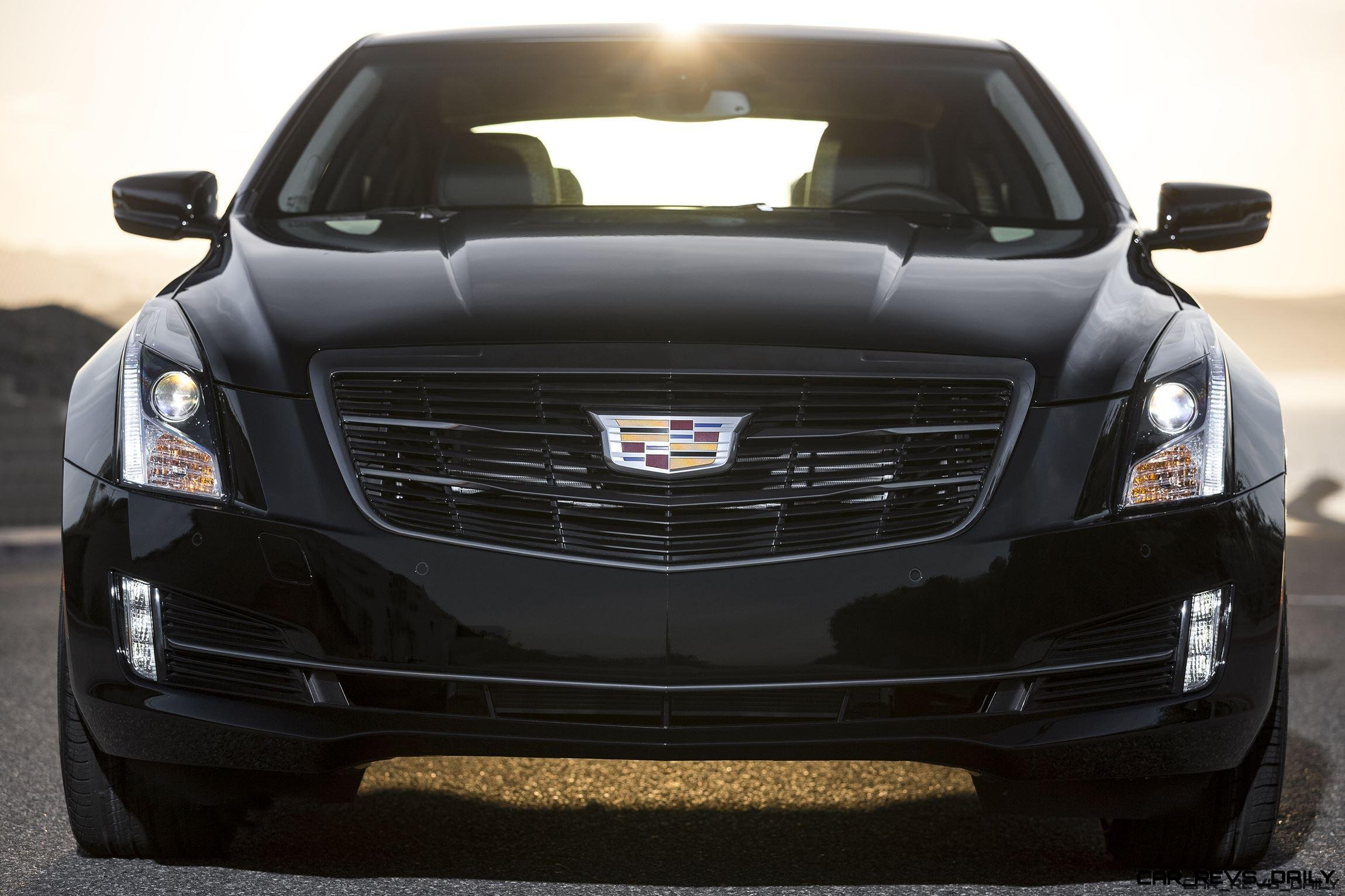 2016 Cadillac Ats And Cts Score Much Needed Black Packs