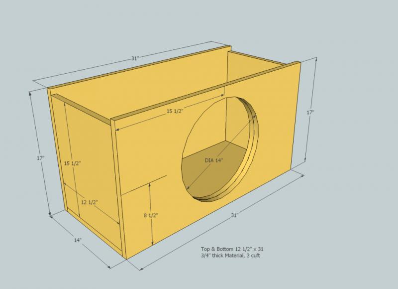 Kicker l7 15 box dimensions publicscrutiny Choice Image