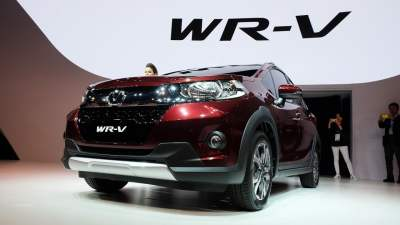 Honda WRV Test Drive, Booking, Price, Specifications ...