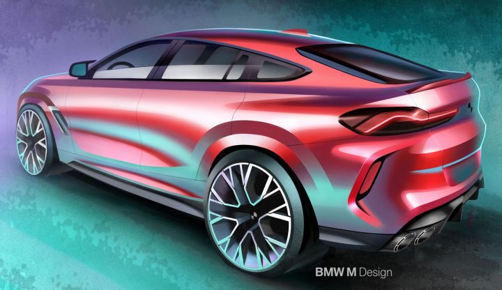 Bmw X5 M And X6 M Competition The Design Car Body Design