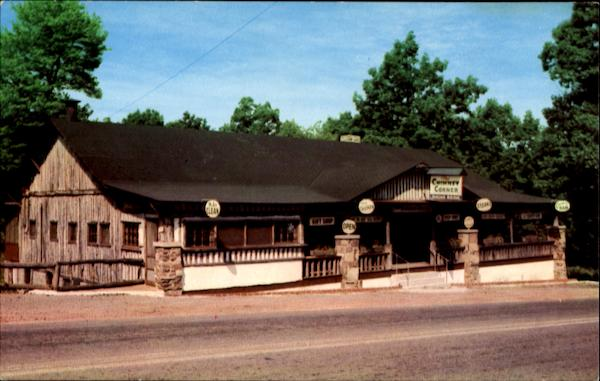The Chimney Corner Dining Room U S Routes 50 And 219