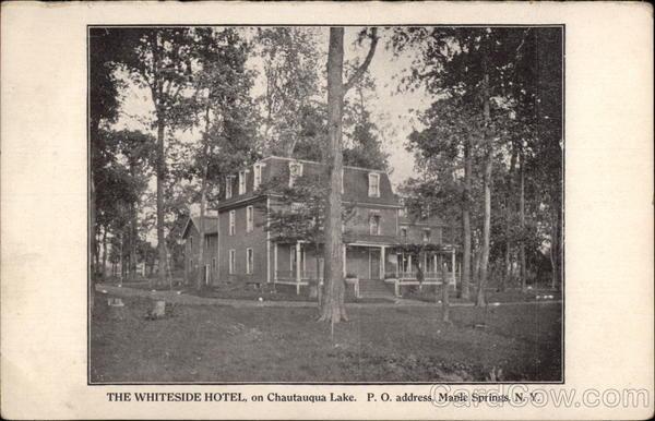 The Whiteside Hotel Maple Springs Ny