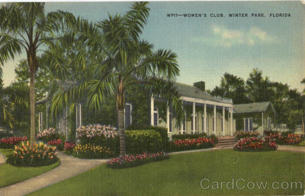 Women's Club, Winter Park Florida