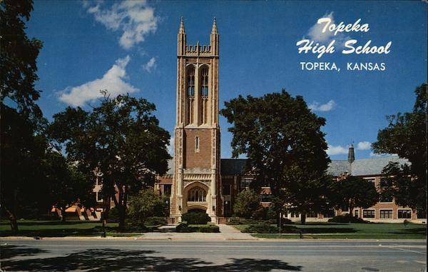 Topeka High School Kansas