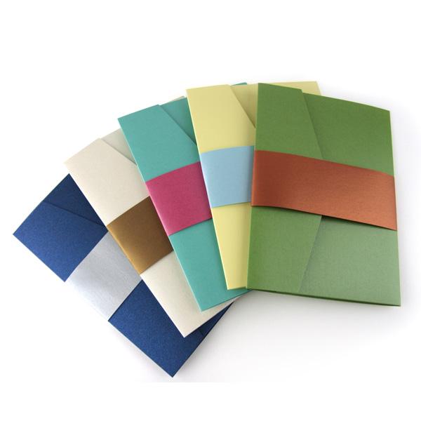 Laser Cut Pocket Envelopes