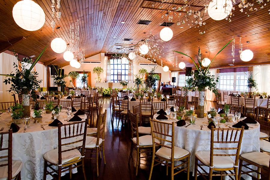 Caribbean Themed Wedding Decorations