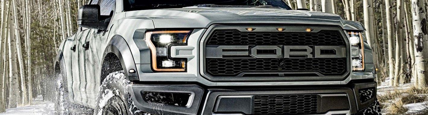 Ford Edge License Plates