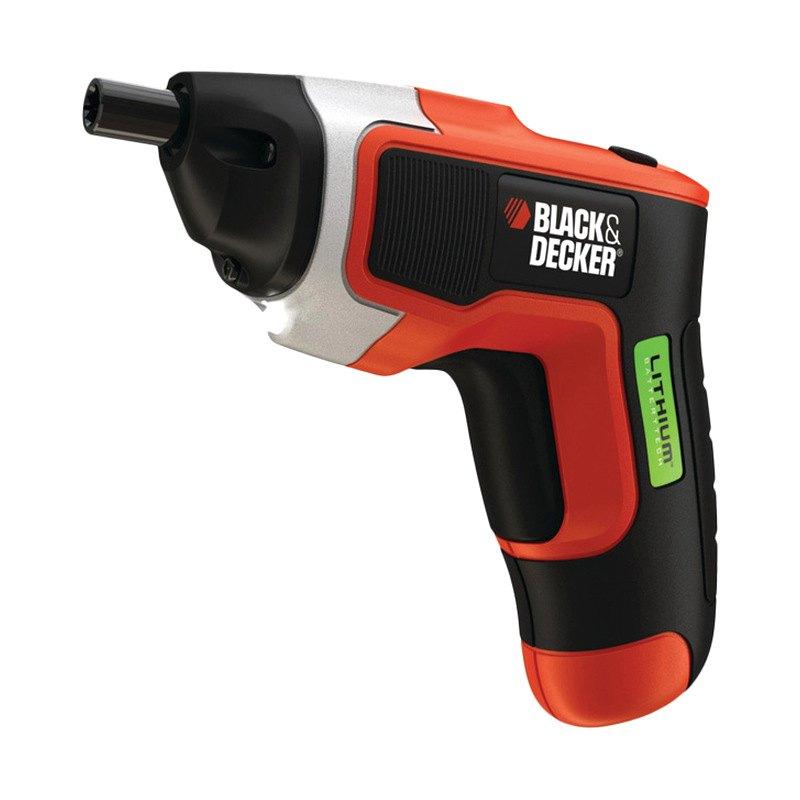 Black & Decker LI3100® - Lithium Offset Screwdriver