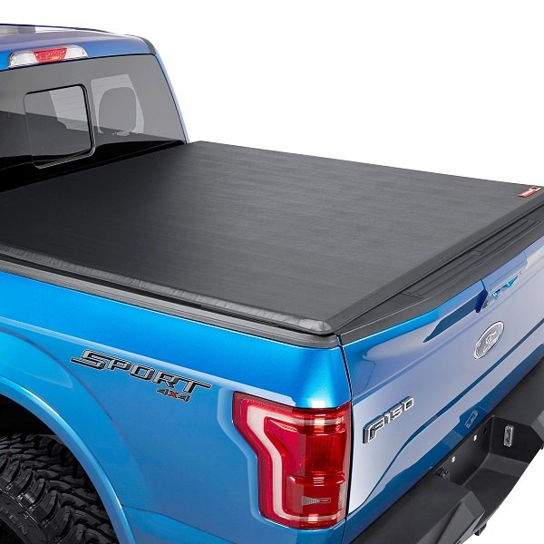 New Rixxu Soft Roll Up Tonneau Cover for your Ford truck ...