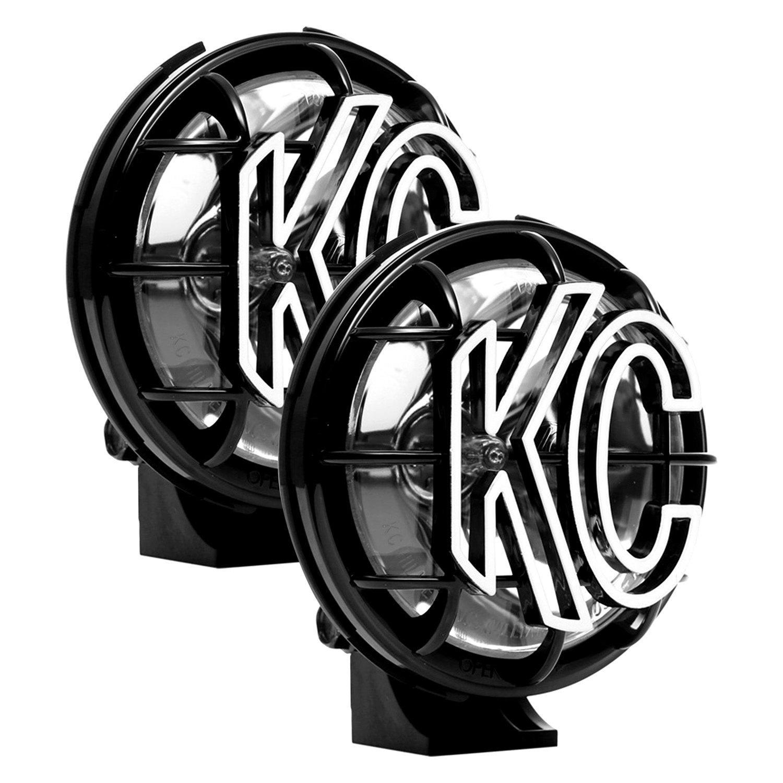Kc hilites® apollo pro™ 5 2x55w round spot beam lights