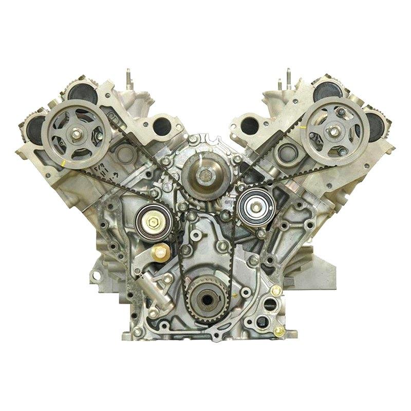 Isuzu Trooper 1998 2002 Replace Remanufactured Engine Long