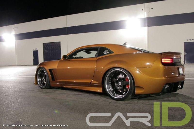 Chevy Camaro Accessories & Parts - CARiD.com